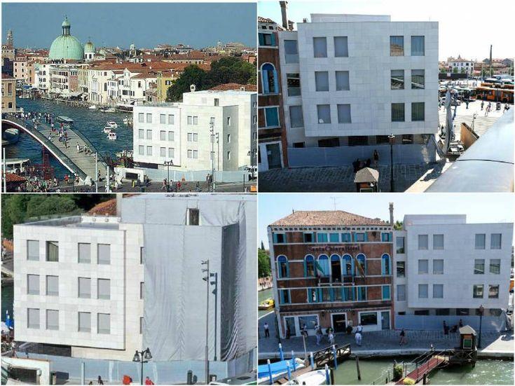 Venezia, ampliamento Hotel Santa Chiara
