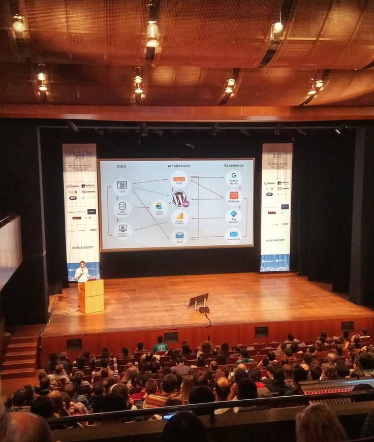 Attending Wordcamp Athens 2017 l #data #BI #Analytics #WCAth2017