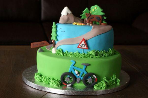 Birthday Cake Mountain