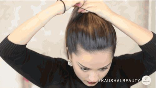 Skip the shower today? Follow one of these greasy hair tutorials and no one will have a clue.