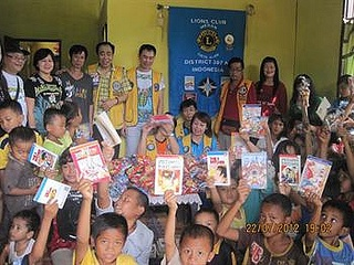 Indonesia - Medan Cinta Alam Lions Club by Lions Clubs International, via Flickr