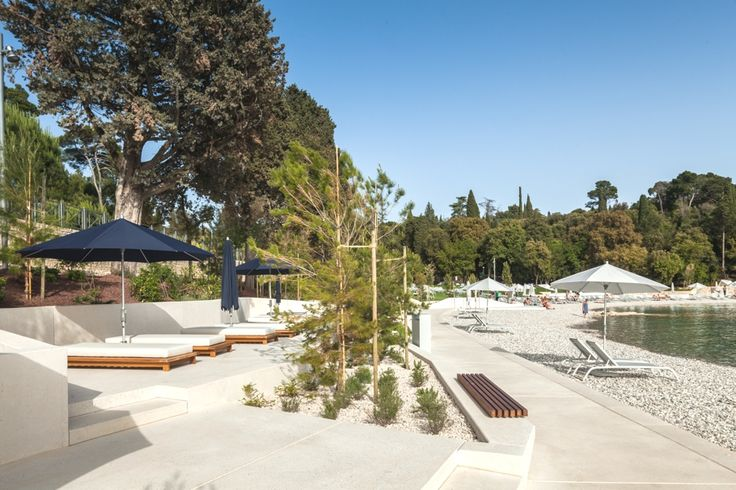 LUXURY BEACH CLUB OPENS THIS SUMMER IN ROVINJ, CROATIA