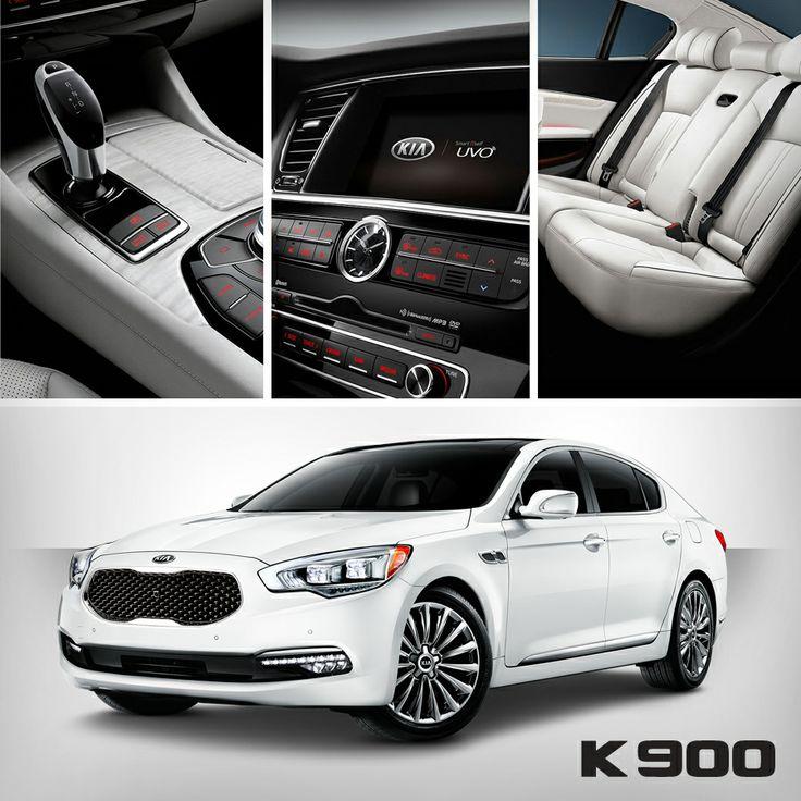 Kia Van 2015: 20 Best Images About Kia K900 On Pinterest
