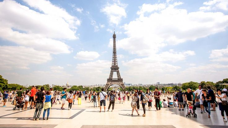 Top ten places to see in Paris