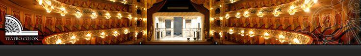 teatro colon - tickets