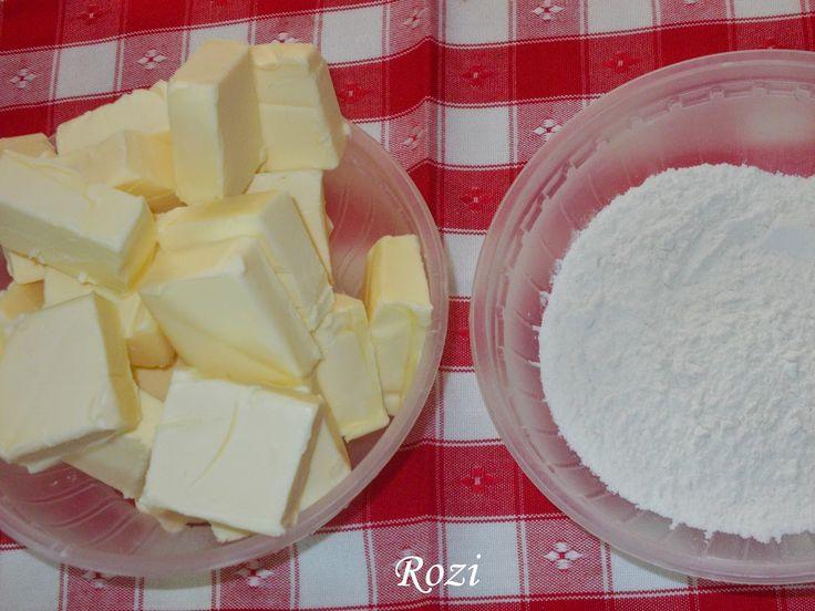 Rozi Erdélyi konyhája: Leveles tészta, házilag készítve