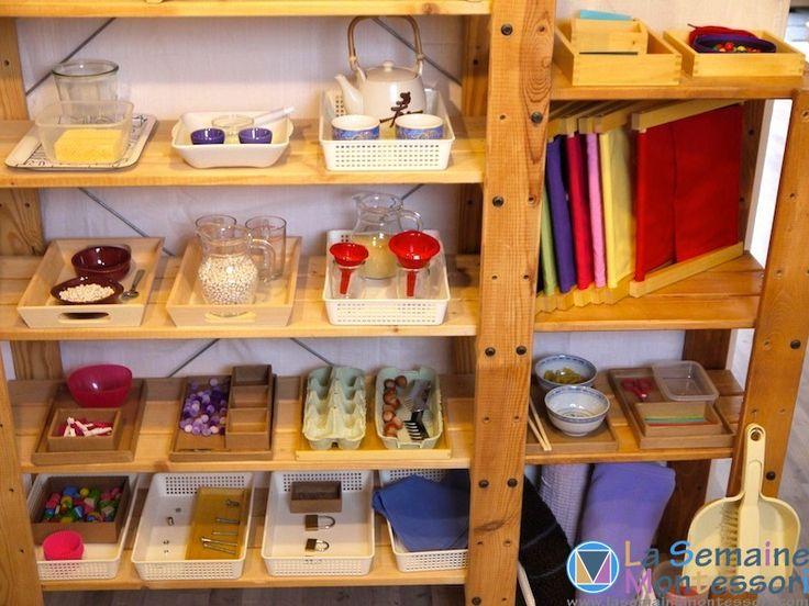 """jeux """"vie pratique"""" Montessori pour les 3/6 ans"""