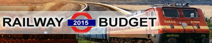 Highlights of the Railway Budget for 2015-16 - Indian railway budget 2015-2016 has been announced in the parliament by the railway minister Suresh Prabhu. Indian railway were the largest public sector organisation in India.