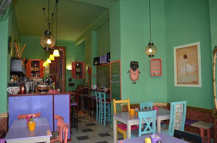Στεκια για καφεδακι στην Αθηνα