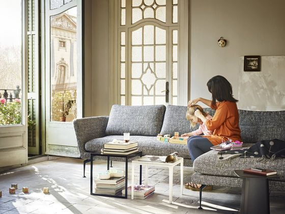 Suita Sofa Sonar Plate Table Mother and Child _P