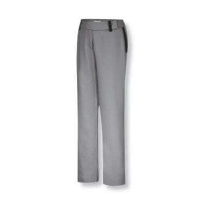 Adidas 2011/12 Women's Fall Weight Taped Pant (Cinder/Black - 8) by adidas. $80.00. Two front pockets. Contoured waistband with constructed belt loops. Two single-welt back pockets. 100% polyester soft shell dobby. 100% polyester soft shell dobby.Contoured waistband with constructed belt loops.Two front pockets.Two single-welt back pockets.Contrast adidas brandmark above back-right pocket.