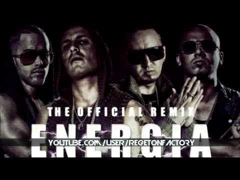 Alexis y Fido ft Wisin y Yandel - Energia (Remix) - Reggaeton 2011