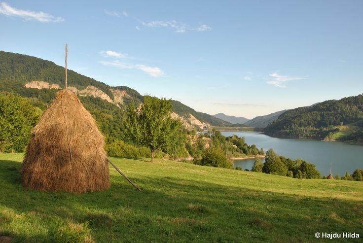 Barajul Siriu, Buzau, Romania (photo by Hilda Hajdu)