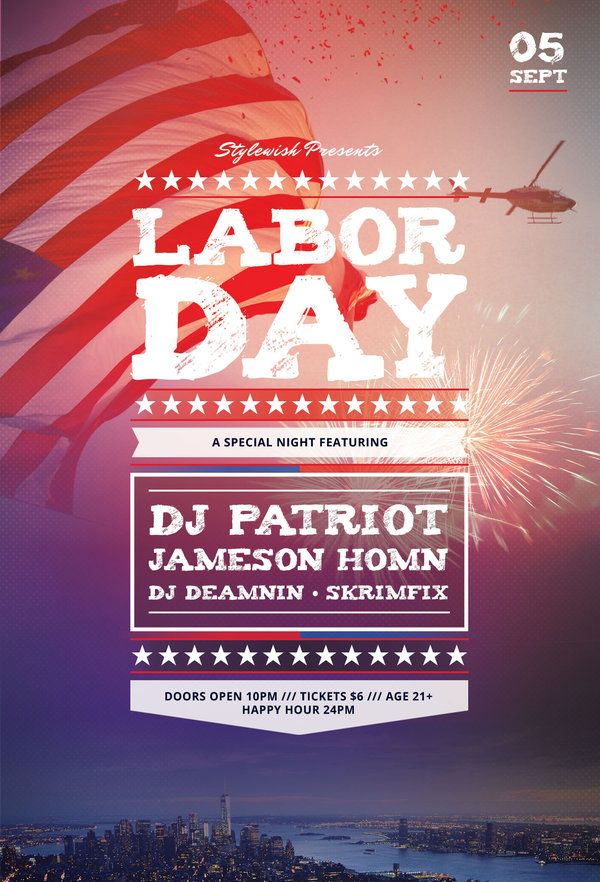 14 best American Flyer Design images on Pinterest Flyers - independence day flyer