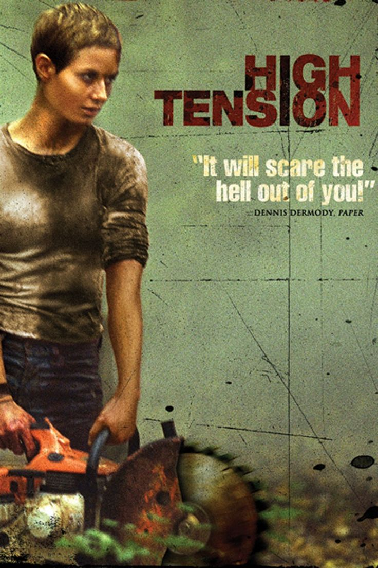 High tension 2003 movie
