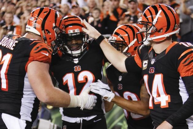 Houston Texans vs. Cincinnati Bengals Betting Odds, Analysis, NFL ...