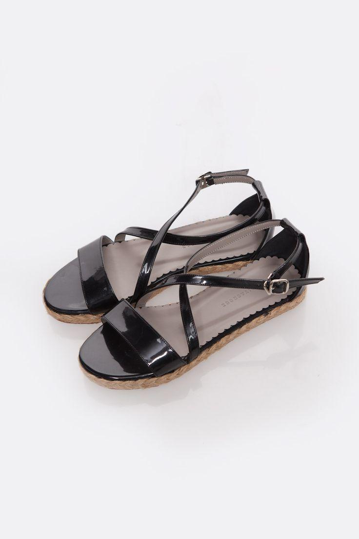 Ludie Flats Black