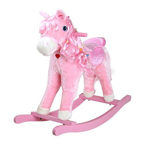 Small Foot Company - 4131 - Poney À Bascule - Pinky Small foot company http://www.amazon.fr/dp/B000LRUNHC/ref=cm_sw_r_pi_dp_ABUwwb07PXRXM