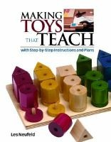 Making Toys That TeachPlans, Teaching Book, Heirloom Toys, Book Worth, Rockler Com, Stepbystep, Step By Step Instructions, Les Neufeld, Rockler Woodworking