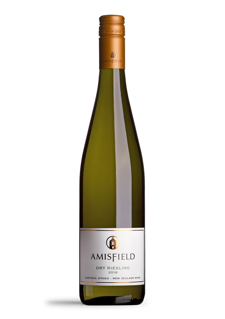 Amisfield Lowburn Terrace Riesling 2016 - Crisp granny smith apples with lemon and lime rind dominate the nose. The palate has citrus fruits and apple pie notes that drives long with acidity and a medium sweet finish.