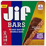 Peanut Butter Chocolate Flavored Bars - Jif Peanut Butter