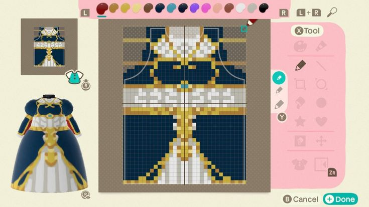 17++ Animal crossing dress patterns images