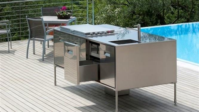 Les 11 meilleures images du tableau mobilier urbain sur for Mobilier cuisine exterieur