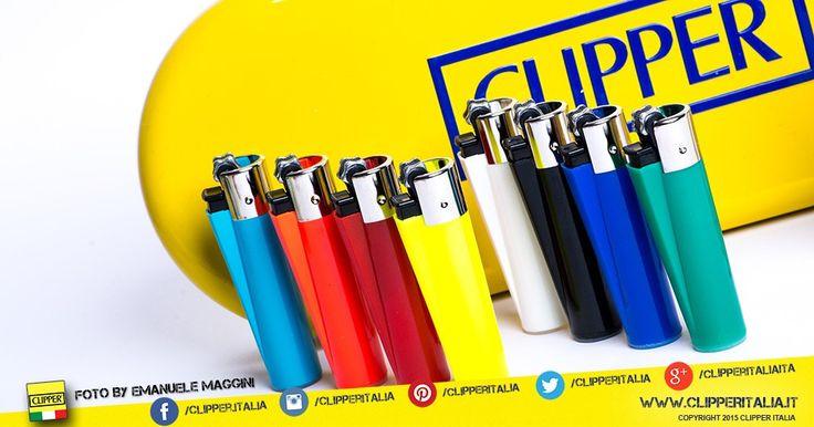 Serie Clipper Micro Solid Colors!