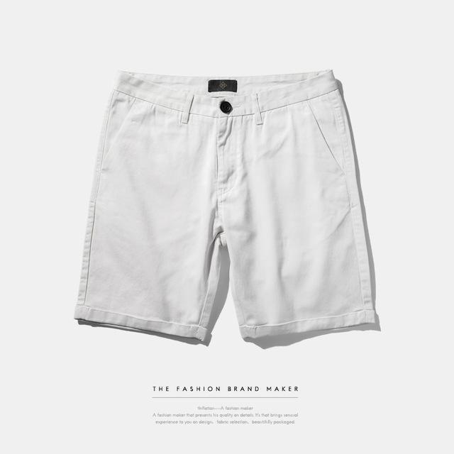 ROMWE Women's Plus Size Casual Elastic Waist Loose Walking Shorts