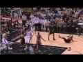FatManWriting: Chris Bosh and Shane Battier with the Flops in Game 4 of NBA Finals