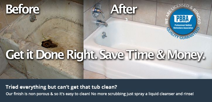Tub Reglazing Bathtub Refinishing Tub Resurfacing Tub Repair