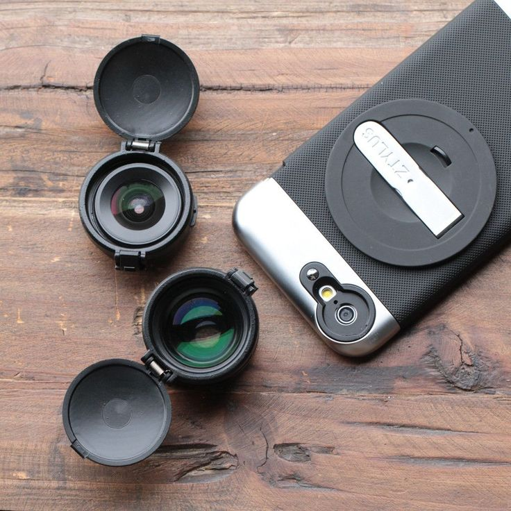 Z-prime Lens for iPhone 6 / 6s