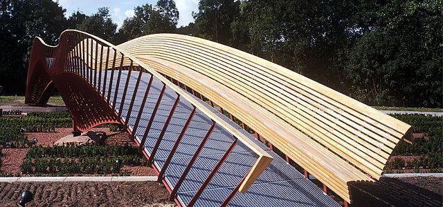 West 8 Urban Design Landscape Architecture Projects Garden For Vsb Landscapearchitecturepark Landschaftsarchitektur Urbanes Design Architektur