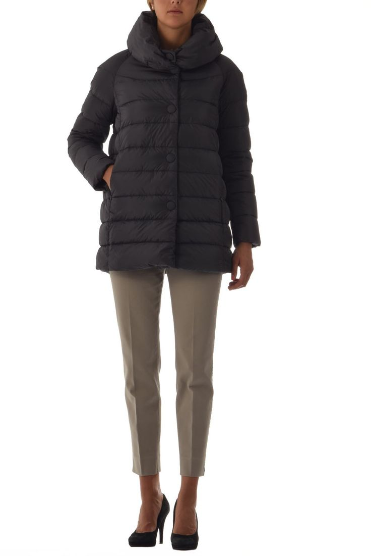 Add Woman Long Down coat