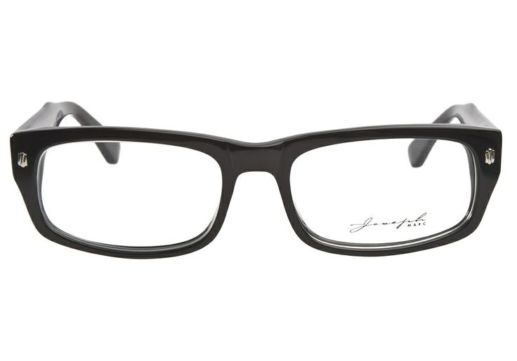 Joseph Marc 4086 Black | It's Your Lucky Day! Love this frame? Re-pin it for your chance to win it!