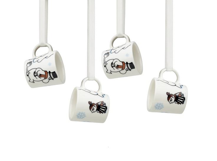 Seasonal Moomin Mini Mugs