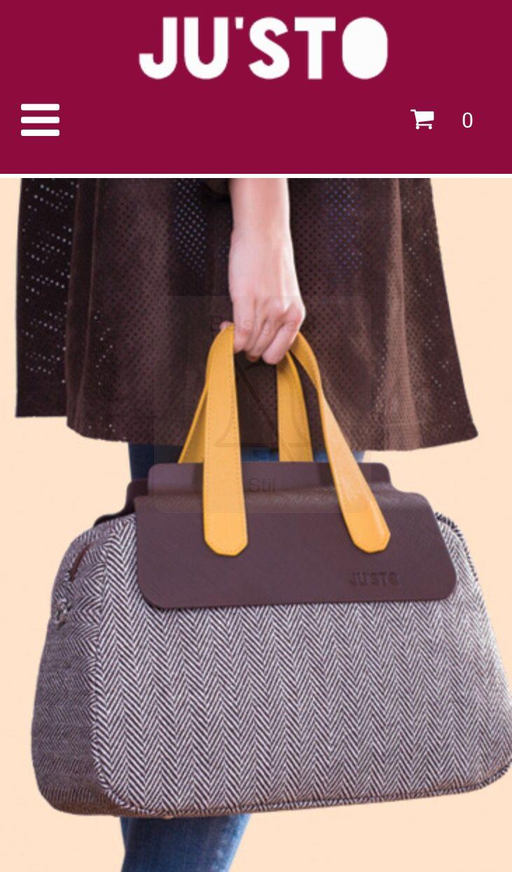 Ju'sto poppy   I really Like this bag!