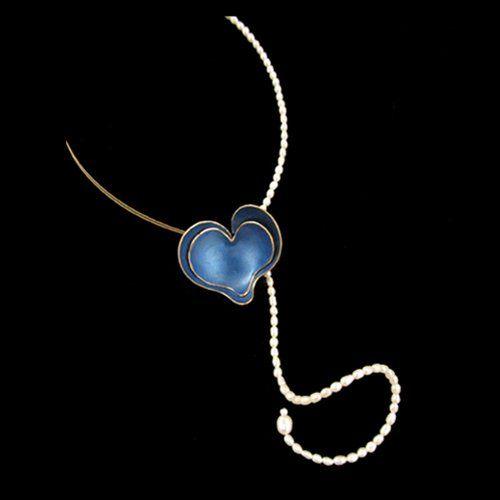Διπλή καρδιά με μαργαριτάρια | #MarioKonstantini