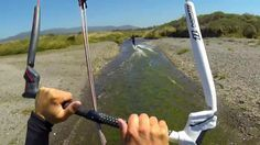 BIP: Curry County Creek Kiting on Vimeo - incredible kiteboarding! - north kiteboarding