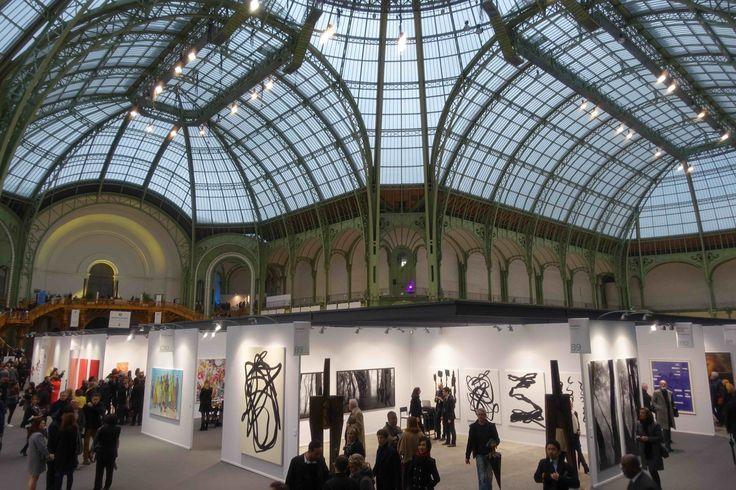 Art Paris Art Fair ouvre, jeudi 30 mars au public, les portes de sa dix-neuvième … Continuer la lecture de «Art Paris Art Fair élargit l'horizon jusqu'aux confins de l'Afrique»