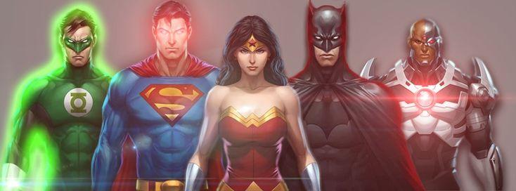 Justice League DOOM! by BANGcreative.deviantart.com on @deviantART