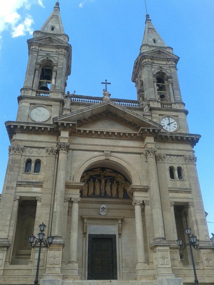 La Basilica dei SS. Medici ad Alberobello
