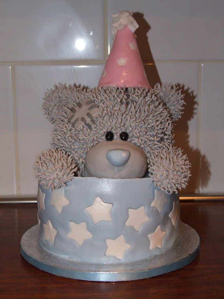 Tatty Teddy Cake By Really Bad Eggs On DeviantART cakepins.com