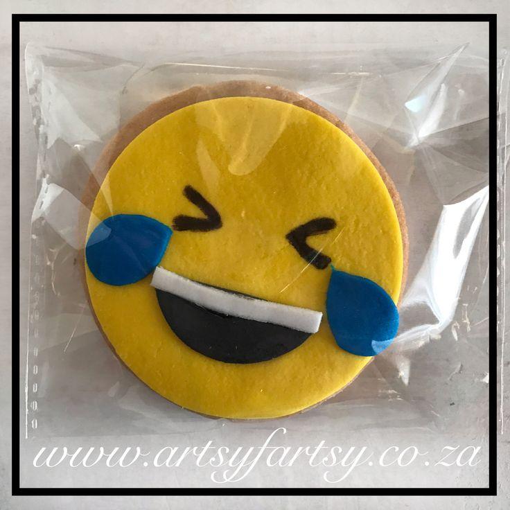 Emoji Cookies #emojicookies