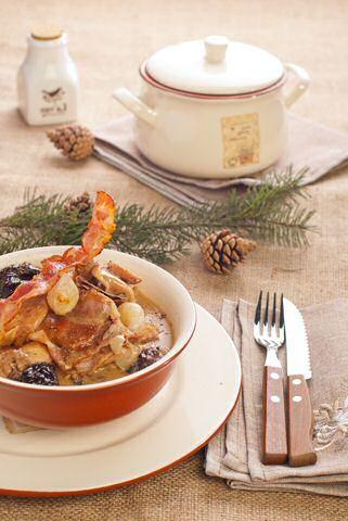 Op zoek naar een lekker en makkelijk recept voor konijn met pruimen?