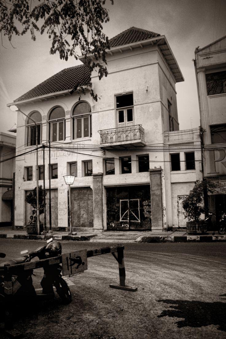 OLD BUILDING at Bandung