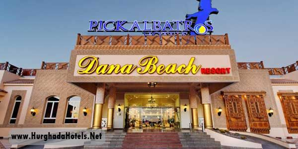 Dana Beach Resort & hotel Hurghada - Pickalbatros 5 Stars