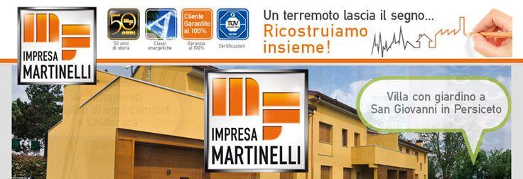 Martinelli costruzioni cento | Casa360 virtual tour