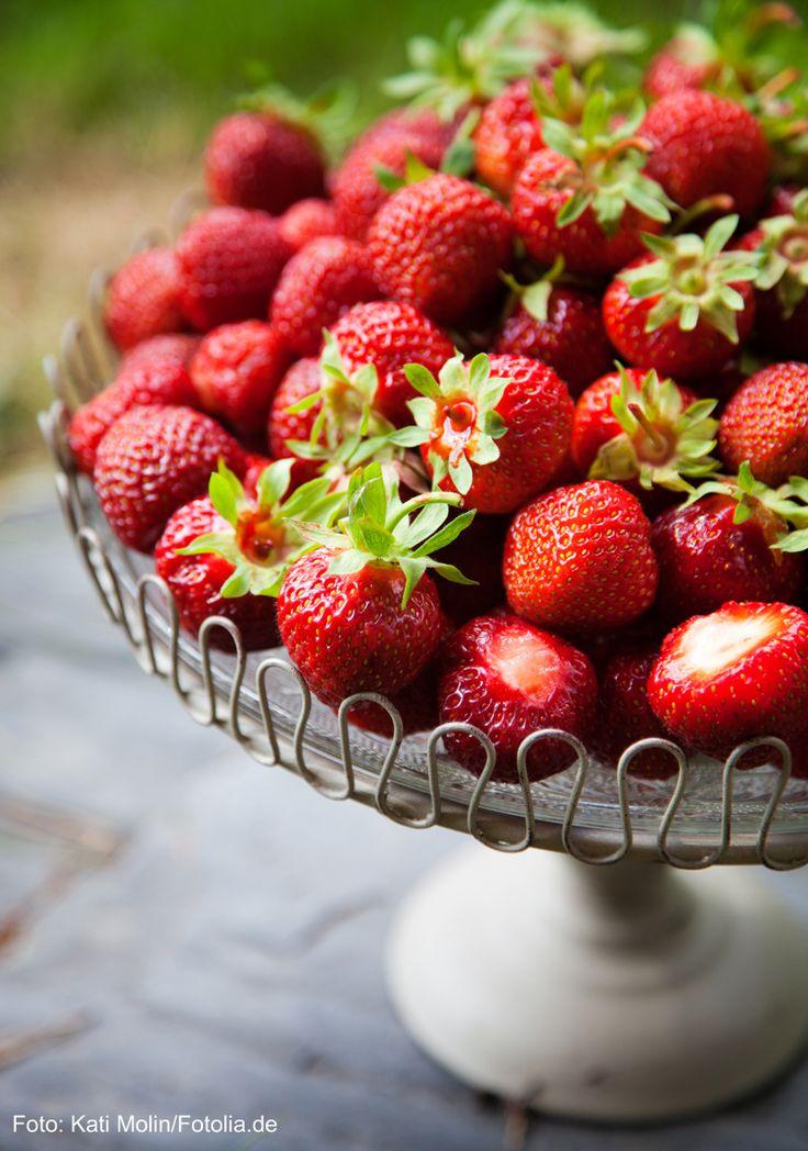 72 besten erdbeeren bilder auf pinterest erdbeeren mein sch nes land und fotos. Black Bedroom Furniture Sets. Home Design Ideas
