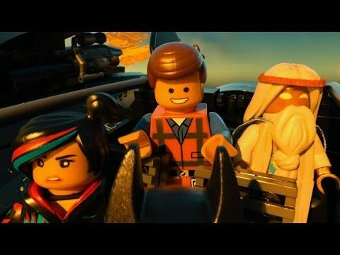 34 Of Your Favorite LEGO People Are In The New LEGO Movie - can't wait to see this!